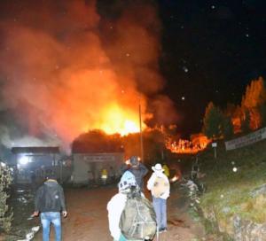 Enfrentamientos en controvertida mina ecuatoriana - Río Blanco