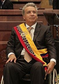 Lenín Moreno. Image credit: Alberto Romo/Asamblea Nacional