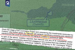 Rinehart vs Chilean Govt over spoils for copper mine