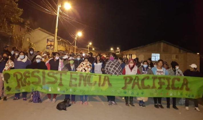 Human rights violations at Gina Rinehart's Ecuador mining concession
